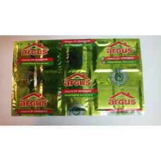 Аргус пласттины от комаров б/запаха 10 шт.