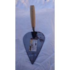 Кельма штукатурная 175мм серцевидная Бибер