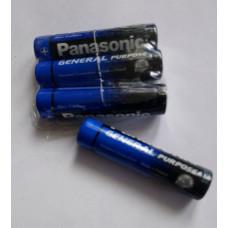 """батарейка """"Panasonik"""" R 03 (мизинчиковые)"""