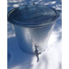Бак оцинкованный 32л. для воды