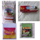 Защитные средства от насекомых, от грызунов, удобрения, грунты для растений